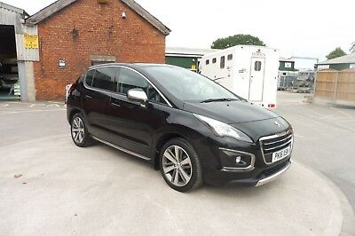 Peugeot 3008 Crossover 1.6 Blue HDi (120bhp) Allure  Hatchback 5 -Low Mileage