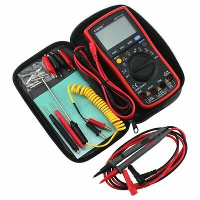 ANENG 19999 counts Digital Multimeter AN870 True-RMS Voltage Ammeter Curren E4C4