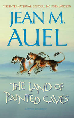 The Land of Painted Caves, Jean M Auel, New