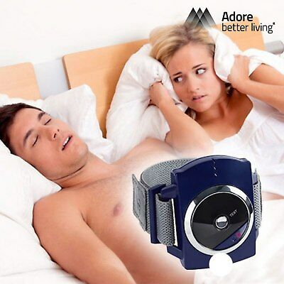 Adore Better Living Snore Stopper Wristband Battery Operated Aaa High Quality