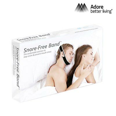 Adore Better Living Anti-Snoring Elastic Band Comfy Adjustable Snore Solution