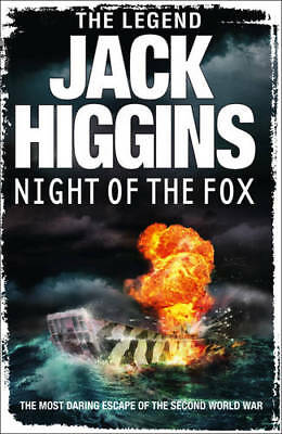 Night of the Fox, Higgins, Jack, New