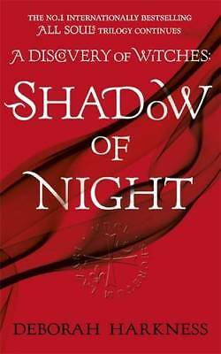 Shadow of Night, Harkness, Deborah, New