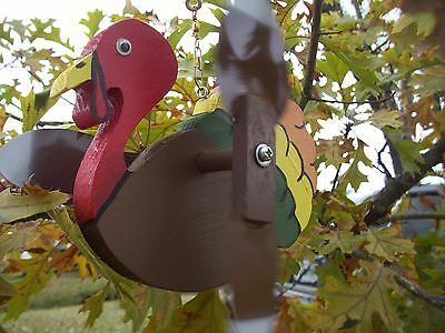 Turkey Whirligigs Whirly Gig Whirligig Windmill Yard Art Hand made from wood