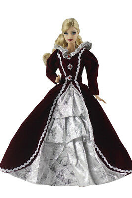 Fashion Princess Dress/Clothes/Gown For 11 in. Doll d09