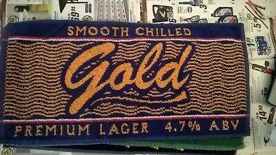 tappetino Birra GOLD SMOOTH CHILLED
