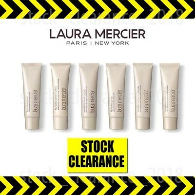 Laura Mercier 🔥foundation Primer Mineral Protect Oil Free Radiance ✅50Ml New Uk