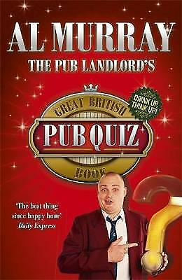 The Pub Landlord's Great British Pub Quiz Book, Al Murray
