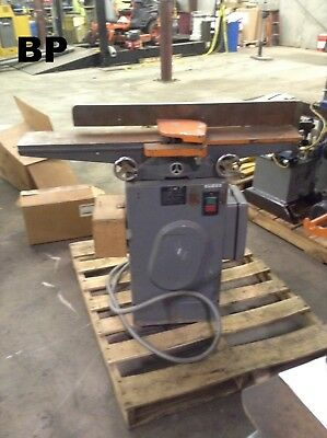 "Rockwell 37-220 Woodworking Jointer w/ 42.5"" X 6.5"" Table"