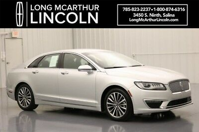 Lincoln MKZ/Zephyr PREMIERE 2.0 LITER TURBO HEATED LEATHER SYNC3 1000 MILES LINCOLN DRIVE CONTROL SYNC3 APPLE CARPLAY ANDROID AUTO COMPATIBLE