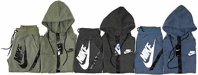0f690fc22b NIKE SWEAT SUIT for Men Brand New Full Zip Hoodie + Joggers Complete ...