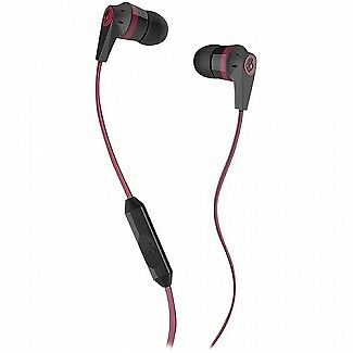 Skullcandy Ink'd 2.0 Handsfree Earbuds With In Line Mic And 3.5Mm Jack - Black/r