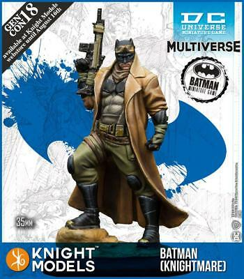 Knight Models DC Universe Figure Batman (Nightmare) Pack MINT