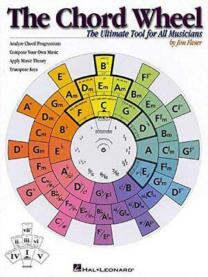 The Chord Wheel All Inst Chart by Various | Paperback Book | 9780634021428 | NEW
