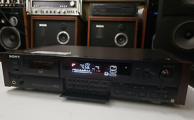Sony DTC-59es DAT Player Recorder 120V - Works and Looks Great!