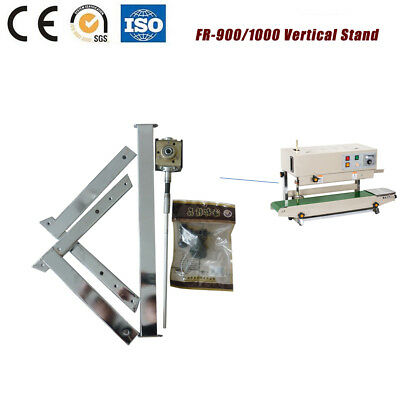 FR-900 /1000 Vertical Continuous Sealing Heat Machine Accessories Vertical Stand