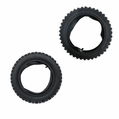 3.00-10 + 2.50-10 Front + Rear Tire Tube Dirt bike off road 10 inch Tyres x2