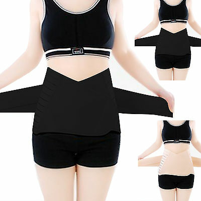 Maternity Post Natal Slimming Belt Postpartum Tummy Support Girdle Breathable LF