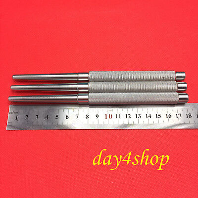 3PCS kirschner wire punch Pin punch Veterinary orthopedics Instruments
