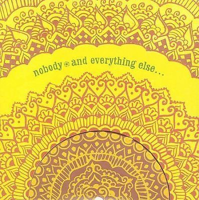 And Everything Else... by Nobody (Rap) (CD, May-2005, Plug Research)
