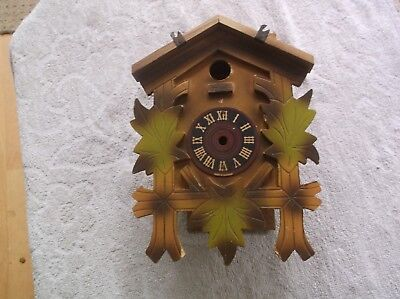 A Cuckoo Clock Case For Restoration Ref Cuk 2
