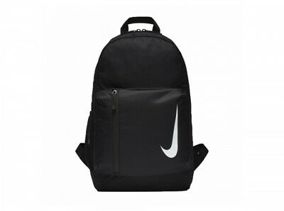 Black Nike Academy Large Sports School College Gym Backpack Rucksack