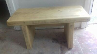 Childs bench Stool Home Or Garden
