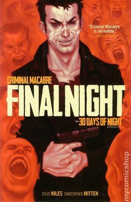 Criminal Macabre: Final Night TPB The 30 Days of Night Crossover #1-1ST NM