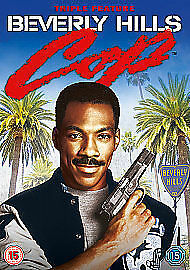 Beverly Hills Cop: Triple Feature [DVD], in Good Condition, Alan Young, Eugene C