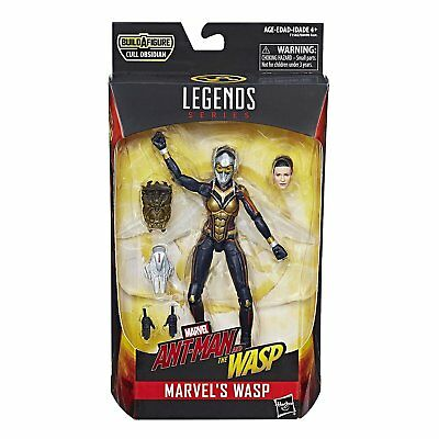"""Marvel Avengers Ant-Man & The Wasp Legends Series The Wasp 6"""" Inch Action Figure"""