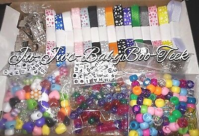 Dummy Clip Starter Kit *Stock Up-Top Up's* + Extra 5 Free Charms