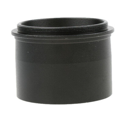 "Universal 2"" to M48*0.75 Lens Mount Adapter w/ Thread for Telescope Eyepiece"