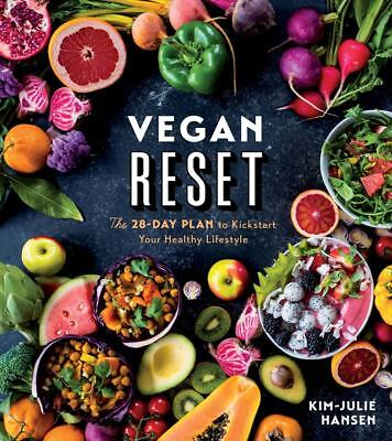 Vegan Rest - The 28-Day Plan to Kickstart Your Healthy Lifestyle ( PDF )