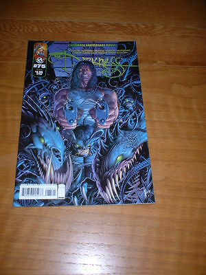 The Darkness 75 (Vol2). Cover B. Nm Cond. Feb 2009. Image. Double Size.
