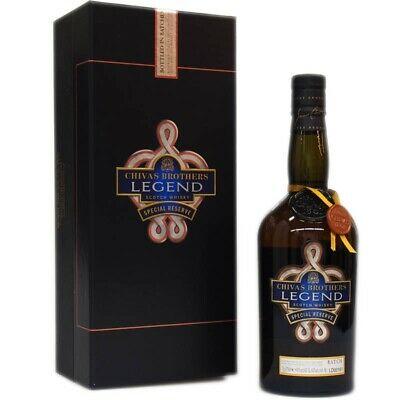 Chivas Brothers Legend Special Reserve 700ml (USA)  43% Vol.