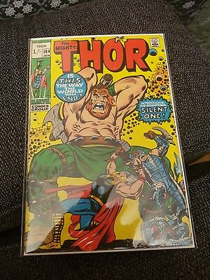 Thor 184 classic silver age