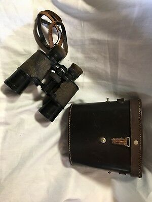 Schutz Heliolith 8 X 36 Binoculars-Made In Germany