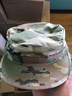 US Army New Authentic OCP Patrol Cap Size 7 1/4