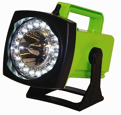Sho-Me Spot-Flood Led Rechargeable Light - Dc Charger (Vehicle Plug-In)