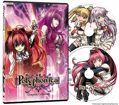 Polyphonica Anime Complete Collection RC1 [2 DVDs]