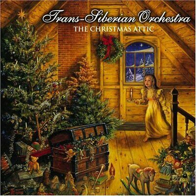 Trans-Siberian Orchestra - Christmas Attic [CD New]
