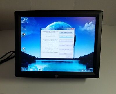 "Elo 1529L 15"" POS Point Of Sale Touch Screen Monitor"