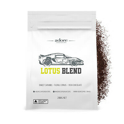 Adore Lotus Blend  - Specialty Cafe Coffee