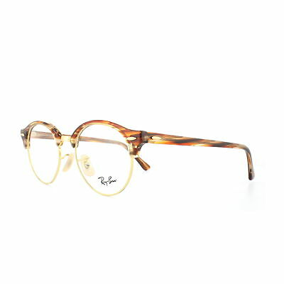 Marrone Tortoise BAN MONTATURE 4246V Gold Adulto Unisex RAY 49 XUz0Sq
