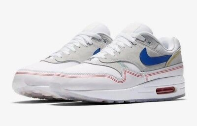 NIKE AIR MAX 1 'Centre Pompidou' By Day US 10,5 EU 44,5 UK 9,5 NEU & OVP