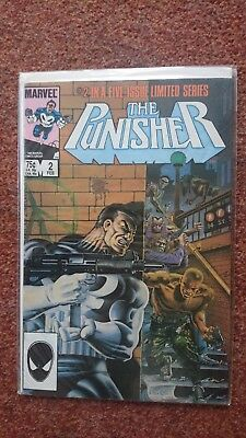 Punisher Limited Series (1986) Issue 2
