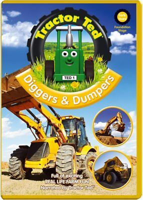 Diggers and Dumpers DVD