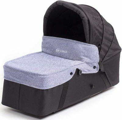 MyChild EASY TWIN SECOND CARRYCOT Newborn/Baby Pram/Travel Accessory BN