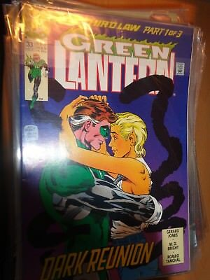 Green Lantern 33 Late Nov 1992