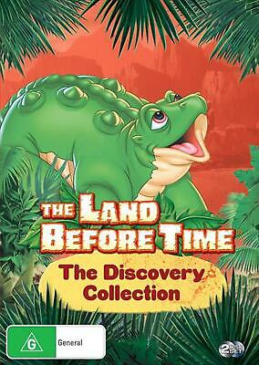 The Land Before Time | Discovery Collection - DVD Region 4 Free Shipping!